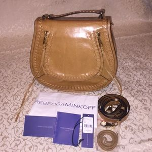 Rebecca Minkoff Vanity Large Saddle Bag